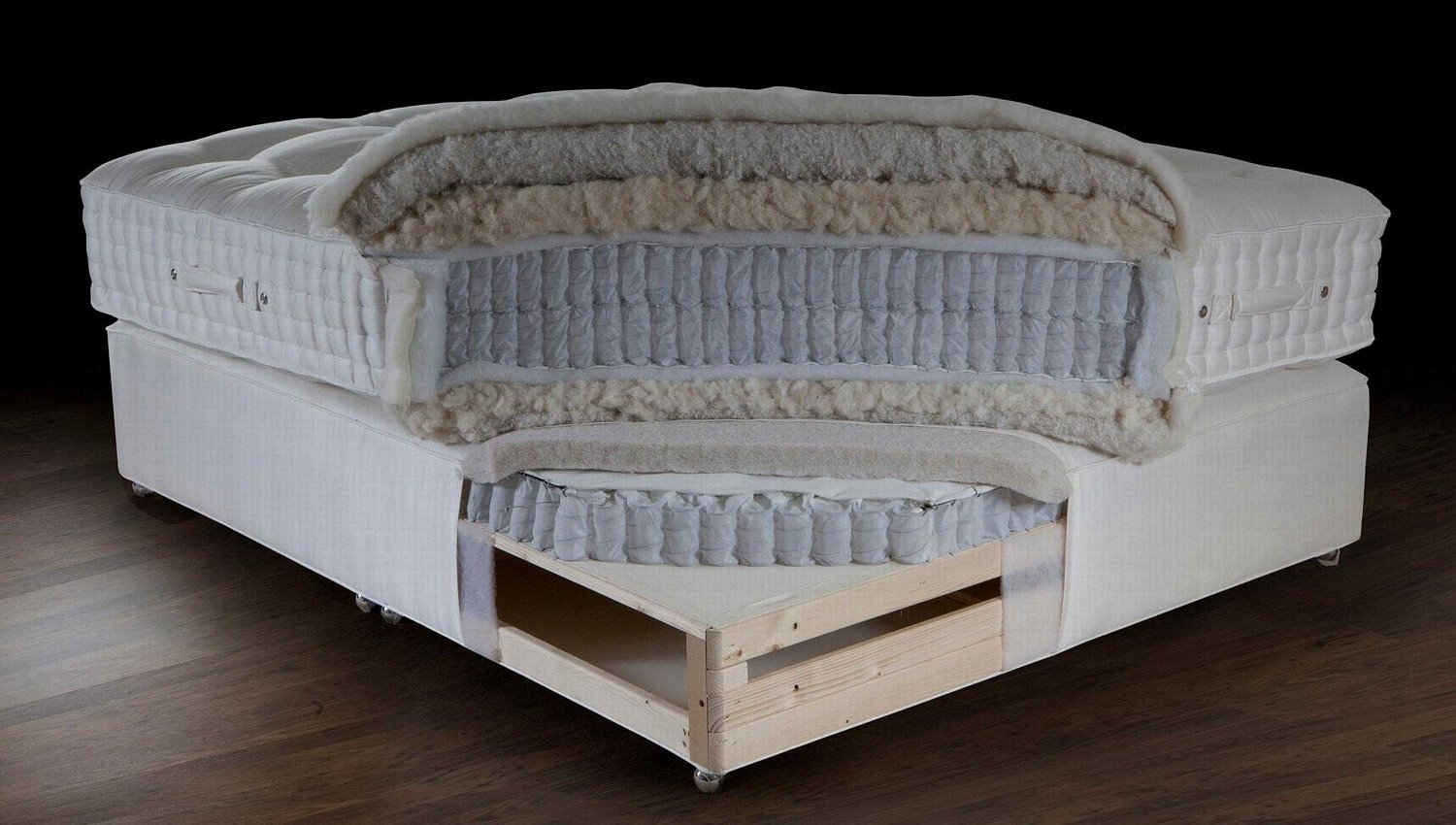 internal pocket sprung mattress