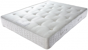 white firm orthopeadic mattress