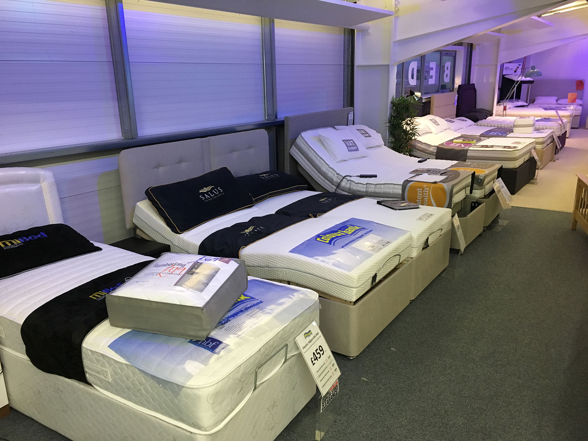 Adjustable Beds Leicester