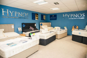 Hypnos beds Leicester