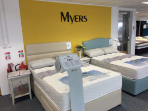 Myers beds Leicester