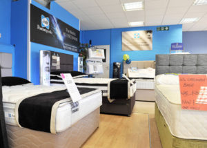 Sealy beds Leicester