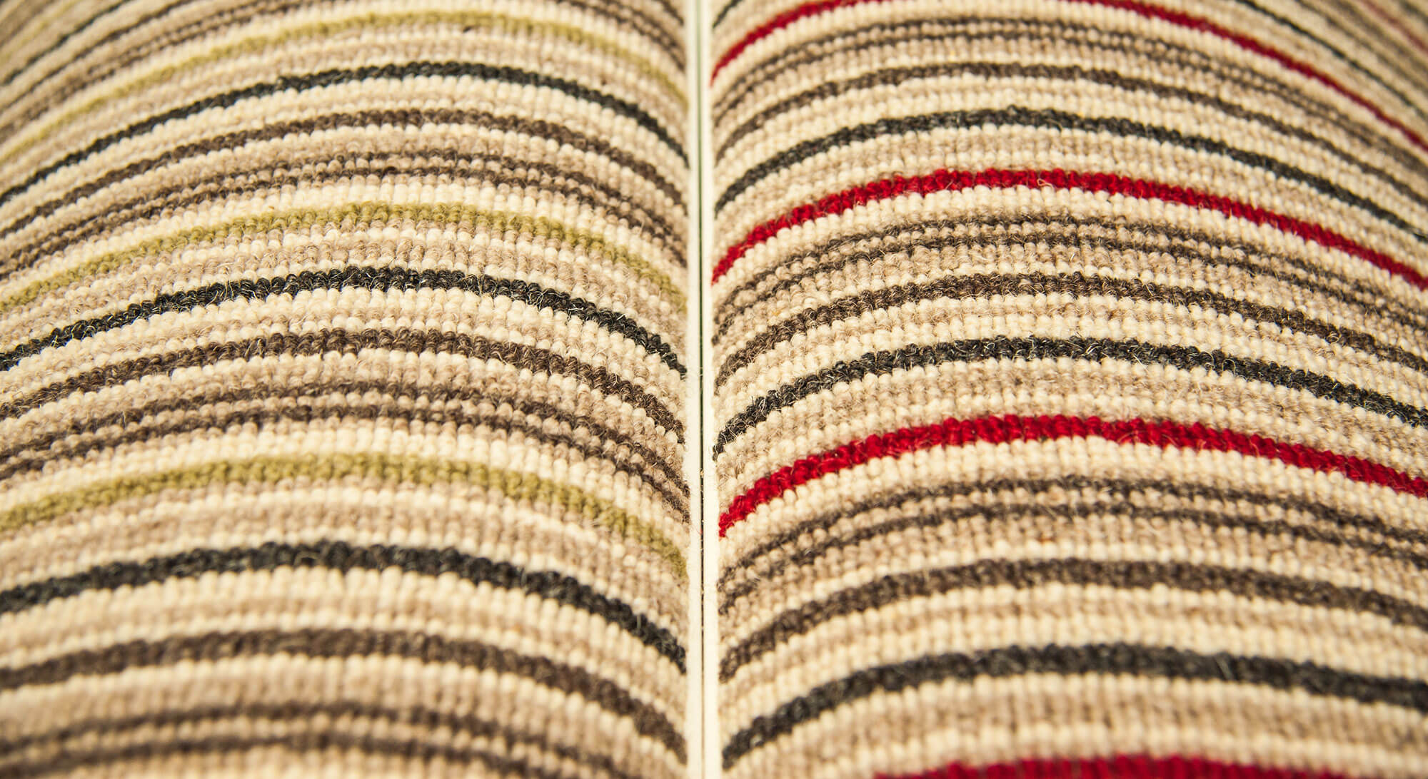 Striped Carpets Leicester