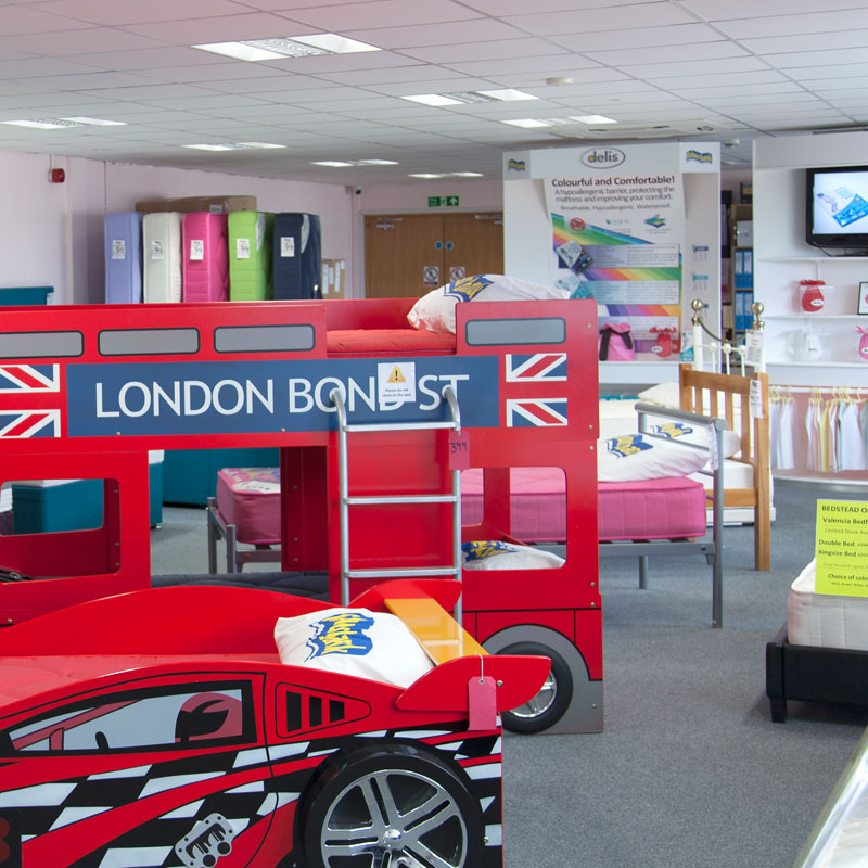 childrens beds. Both Colourbank Showrooms Have A Fantastic Range Of Childrens Beds, Bunk Mid Sleepers And High Sleepers. Beds D