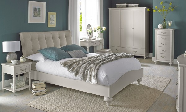 bed Premier - Montreux - Soft Grey - Bedroom - Main Image popup20160817113827