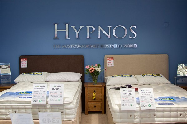Colourbank Hypnos Showroom